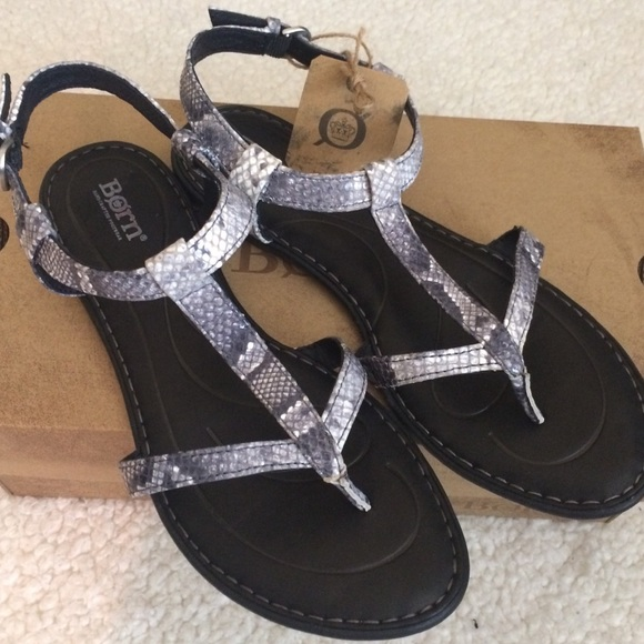 46507eed6ee7 Born Shoes - Born BOC Indina Sandals NIB